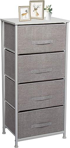 Dresser Storage Organizer Tower Dresser Fabric Drawers Organizer Unit