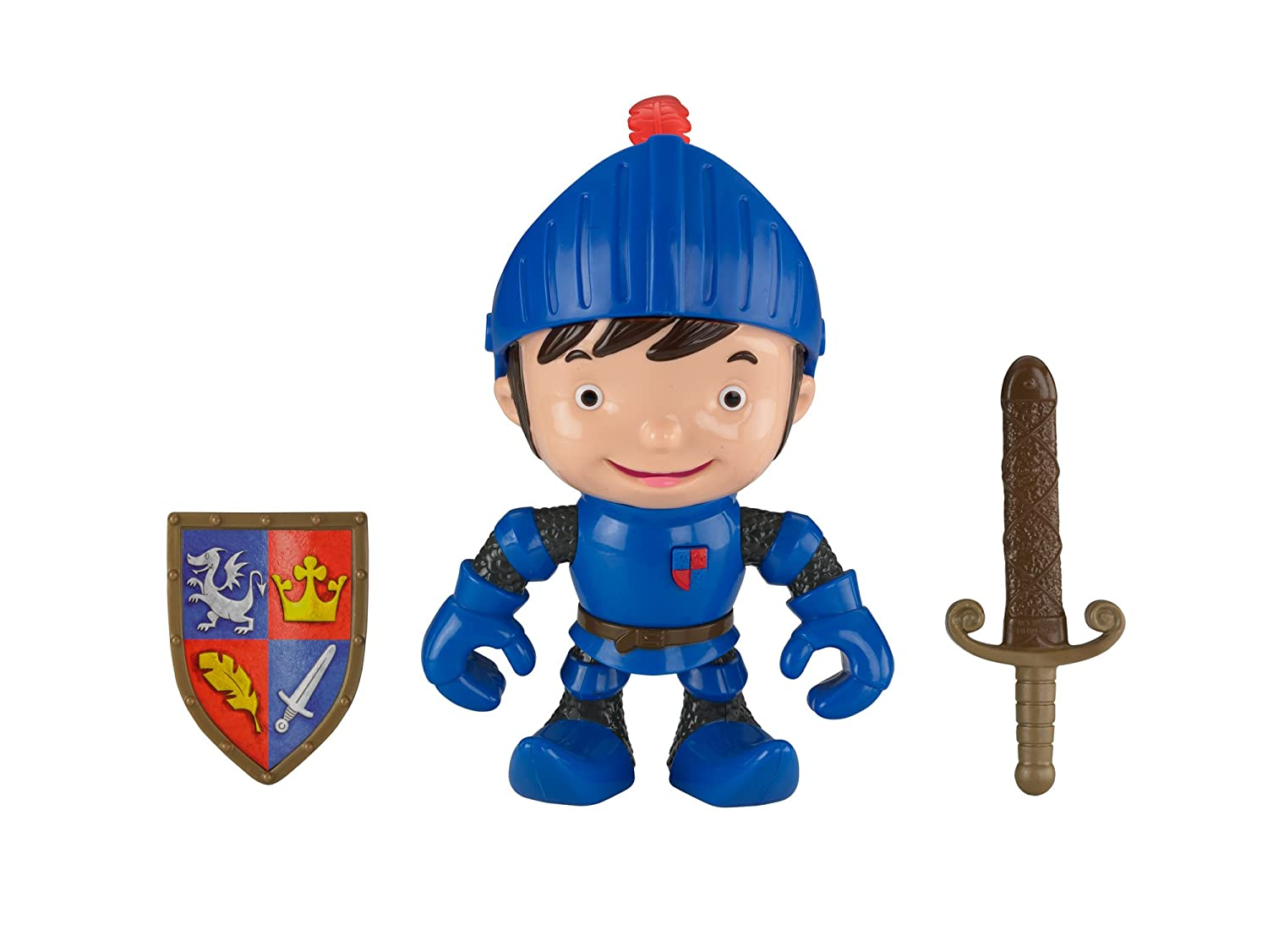 Fisher-Price Mike The Knight Talking Mike Figure