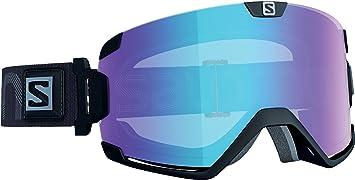 f6e906fa863 Salomon Cosmic Photo Black Over the Glass Fog Free Ski Snowboard Goggles  Gear