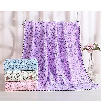 Super toalla/Toallas extra grande par adultos para hombres y mujeres/ toalla de playa de la natación-B: Amazon.es: Hogar