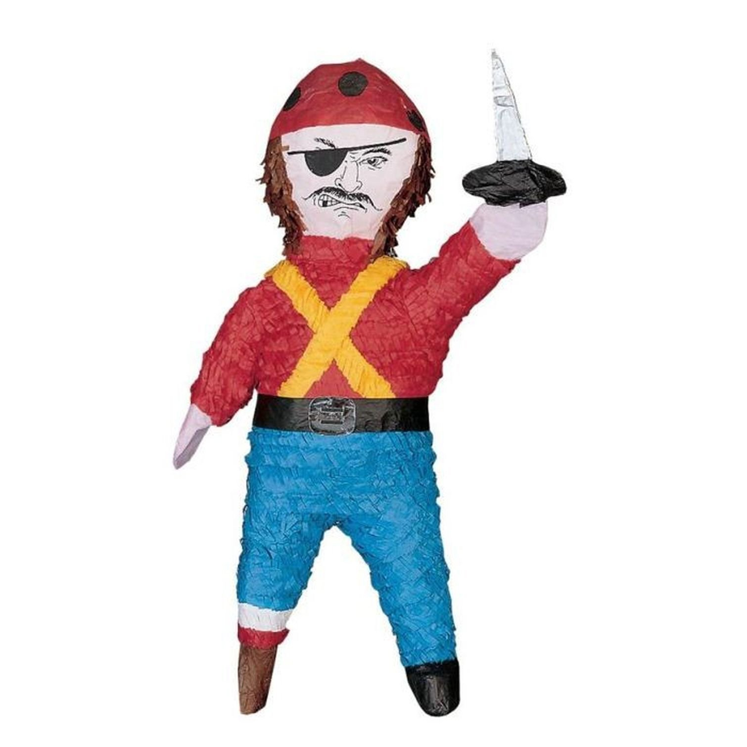 Conventional Pirate Pinata by Ya Otta