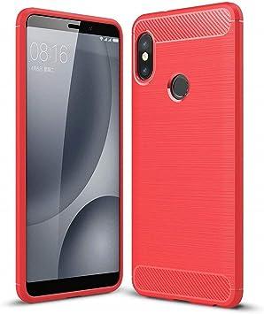 Acelive Funda Xiaomi Mi A2, Funda Blanda a Prueba de Golpes Funda ...