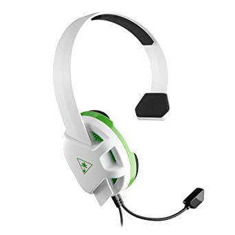 Turtle Beach Recon Chat Blanco - Auriculares gaming para Xbox One y PS4