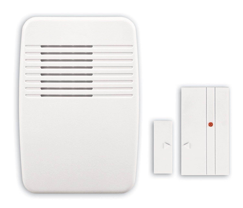 Heath Zenith SL-7368-02 Wireless Entry Alert Chime - Doorbell Kits - Amazon.com