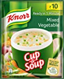 Knorr Mixed Vegetable Soup, 12g