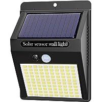 Hepside Luz Solar Exterior,【1 Pack / 3 Modos】Luces LED Solares para Exteriores,…