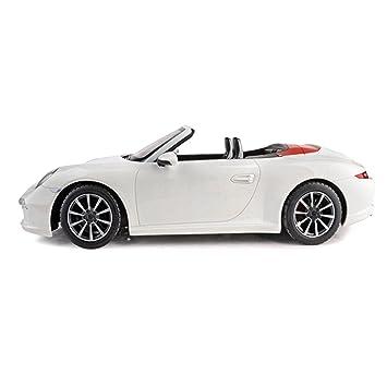 Porsche 911 Carrera S - RC teledirigido licencia de vehículo en el original de diseño, modelo de escala 1: 12, de Ready to de Drive, Auto, incluye control ...