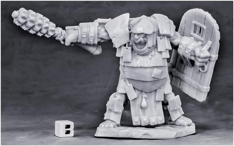 3 x goblin honor guard-bones reaper figurine miniature rpg rpg d/&d flag 77567