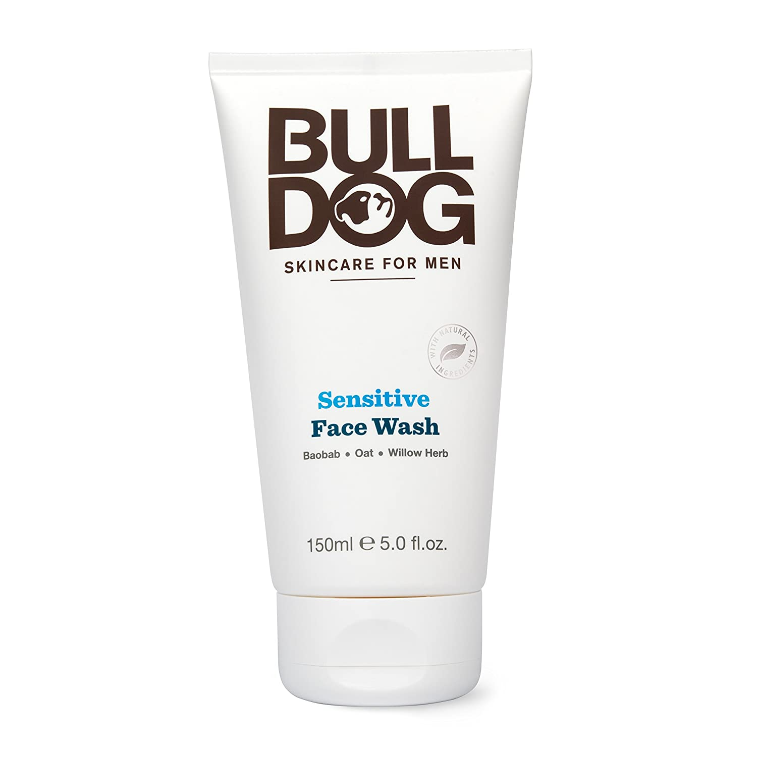 Bulldog Sensitive Face Wash 150ml LWT1009