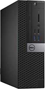 Dell Optiplex 7040 | Small Form Factor | Intel 6th Gen i5-6500 | 8GB 2666MHz DDR4 | 256GB Solid State Drive SSD | Windows 10 Professional (Renewed)
