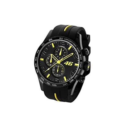 Valentino Rossi VR46 Cronograph Black Watch Official 2018