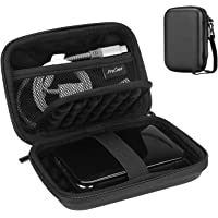 Procase Portable Hard Drive Case for Canvio Basics Western Digital WD Elements My Passport Seagate Portable Backup Plus…