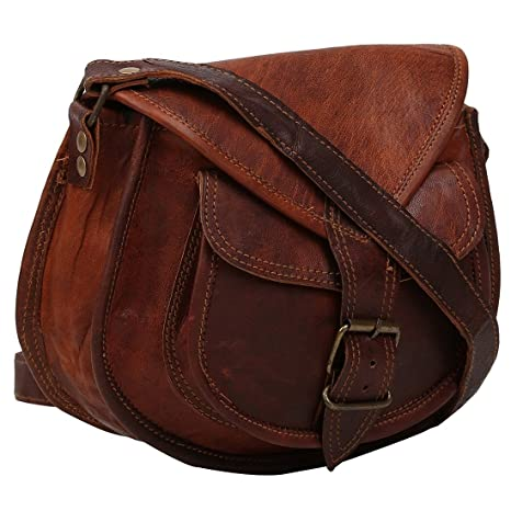 d4645bdd0b67 Buy Mk Bags Orignal Leather Girls And Women Sling Bag 9689 Online at Low  Prices in India - Amazon.in