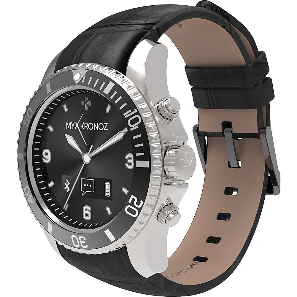 Amazon.com: ZeClock Premium Smartwatch (Silver): Cell Phones ...