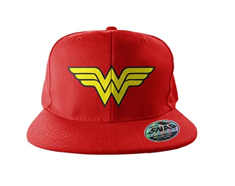 8ee3fa7479d36 Image Unavailable. Image not available for. Color  Wonder Woman Baseball Cap  ...