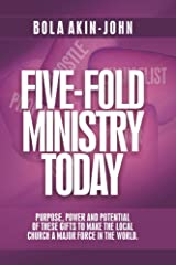 Five-Fold Ministry Today Kindle Edition