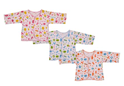 2d50e09e0 Winter Baby Jabla - Soft Flannel (0-3 Months) (Pack Of 3)  Amazon.in ...