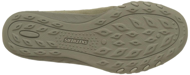 Skechers Sport Women's Relaxation Breathe Easy Moneybags Sneaker B01EGONLE2 6 B(M) US|Taupe