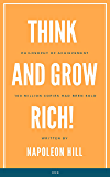 Think and Grow Rich! (English Edition)