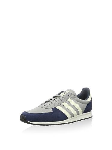 adidas Adistar Racer, Herren-Sneaker, - - Grau - Marine - Weiß ... 42a8a87b12