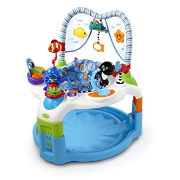 7af5fb526 Amazon.com   Baby Einstein Baby Neptune Activity Center   Stationary ...