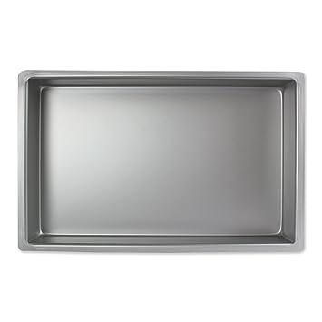 PME Molde para Pastel Rectangular de Aluminio Profundidad de 7 x 11 x 3-Pulgadas: Amazon.es: Hogar