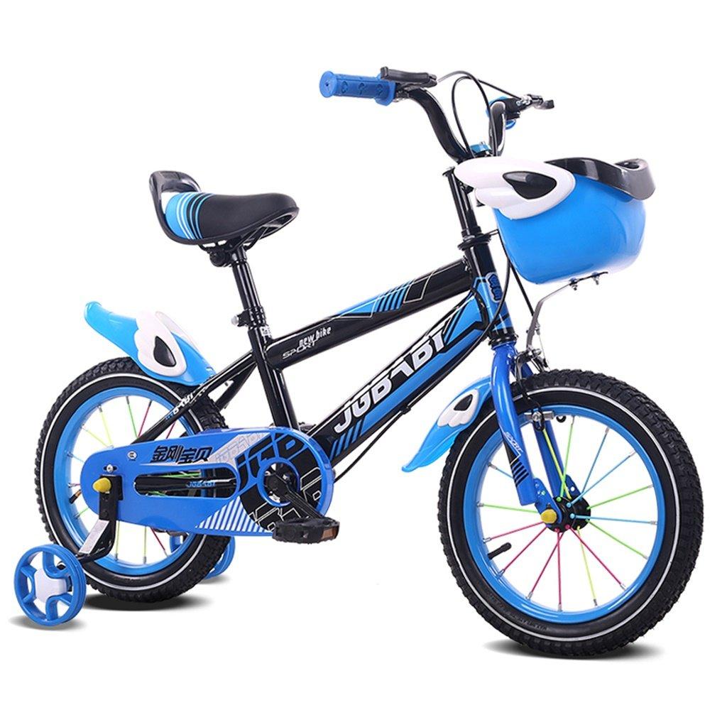 Babywagen Kind Fold Fahrrad 3-6-8 Jahre Old Baby Kinderwagen 12Inch, 14Inch, 16Inch 18Inch Bike FAHRRAD