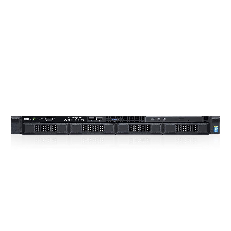 Dell POWEREDGE R230 E3-1240V6 1P
