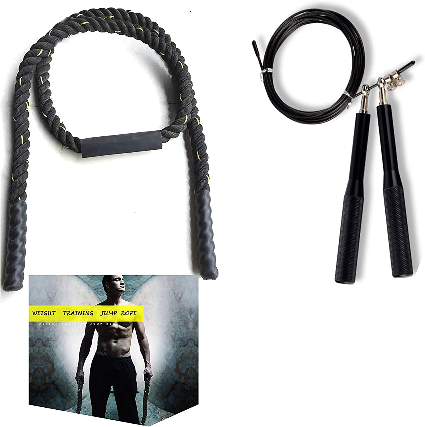 Tonyko Heavy Jump Rope Weighted Jump Rope