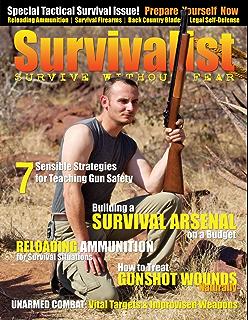 Amazon com: Survivalist Magazine Issue #1 eBook: Ed Corcoran, Jim