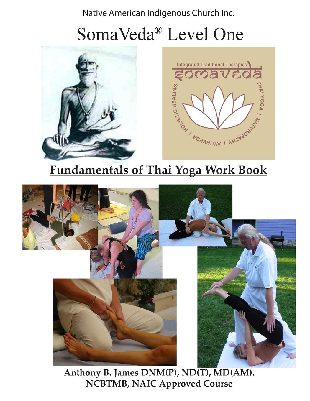 SomaVeda® Level One: Fundamentals of Thai Yoga Work Book ...