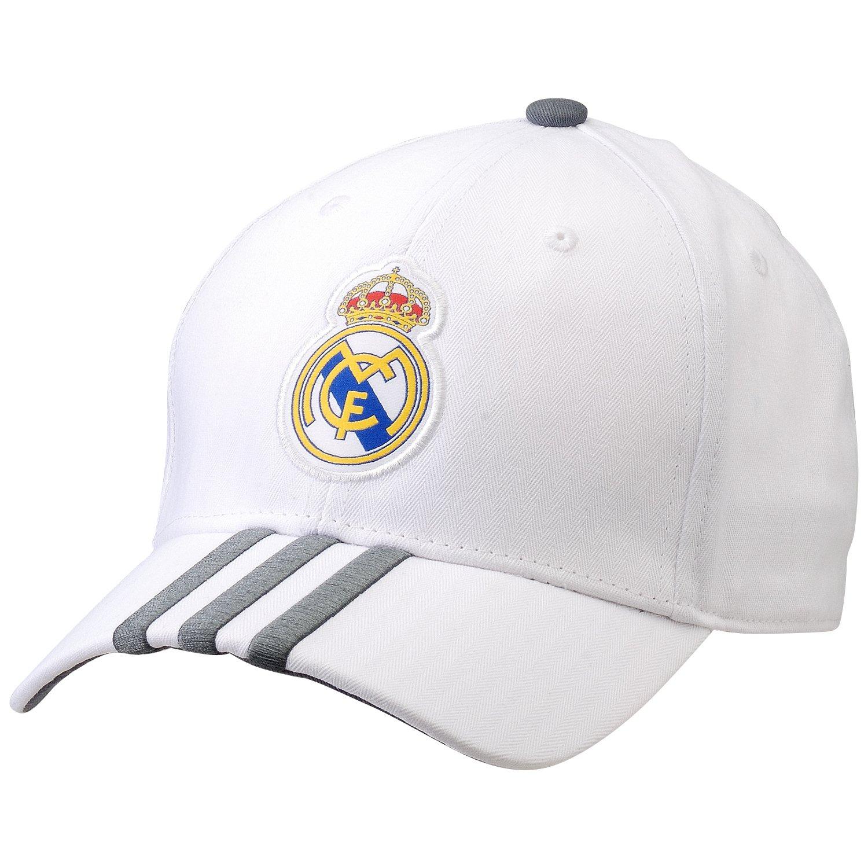 adidas Real 3S Cap - Gorra para hombre, color Multicolor (Blanco ...