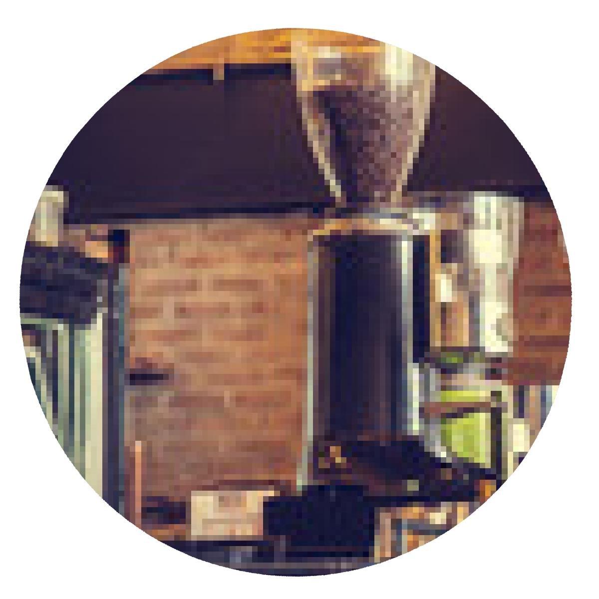 alfombrilla de ratón máquina de café expreso con beansv café tostado, orzuelo de la vendimia: Amazon.es: Electrónica
