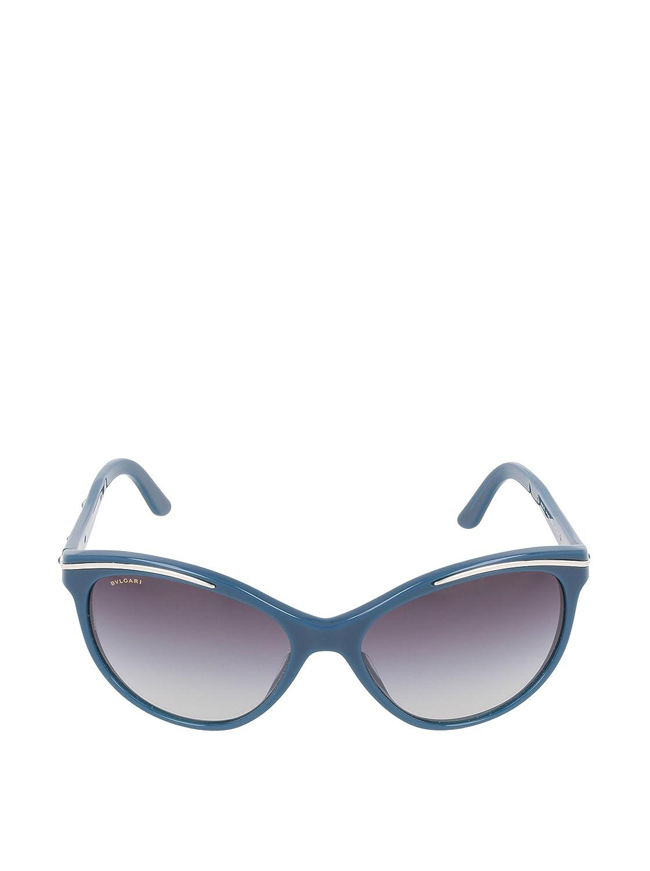 Bulgari Gafas De Sol Mod. 8088B 51768G Aguamarina: Amazon.es ...