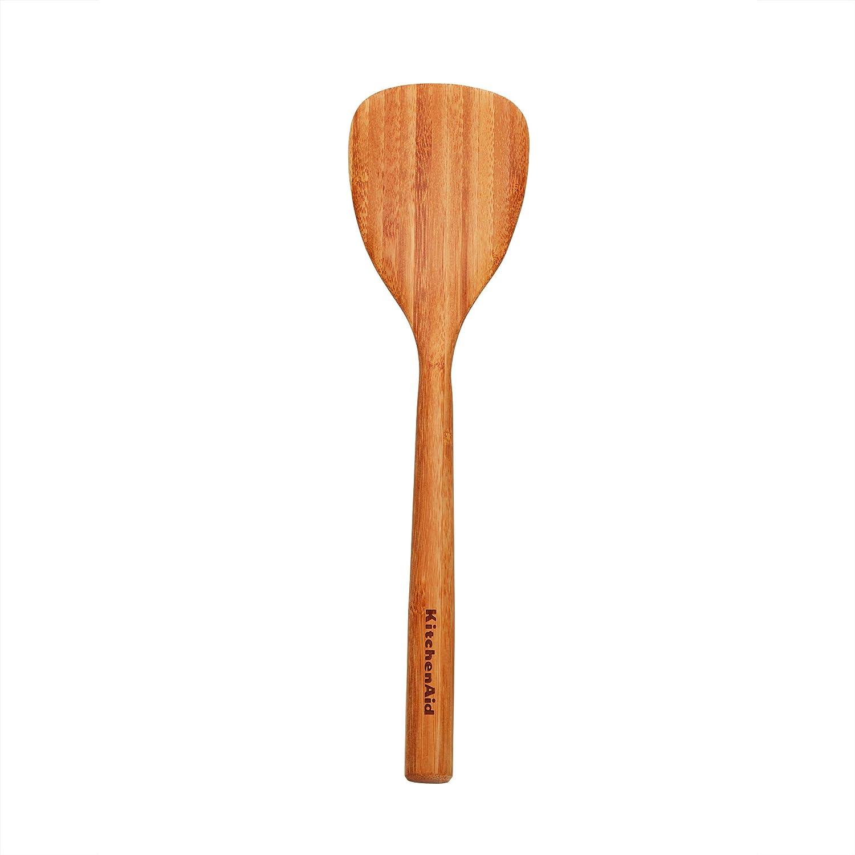KitchenAid Universal Bamboo Short Turner, One size, Wood