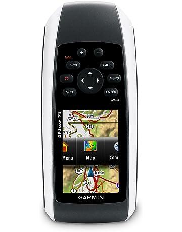 Garmin GPSMAP 78 - Navegador GPS con mapas mundiales integrados (010-00864-00