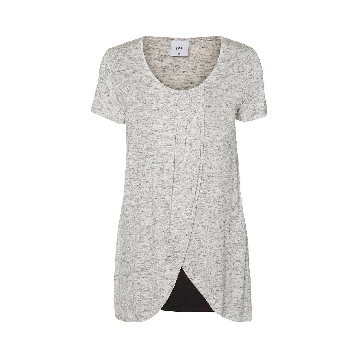 MAMALICIOUS Damen Umstands-T-Shirt Mltacey Iris SS Jersey Top Nf Noos