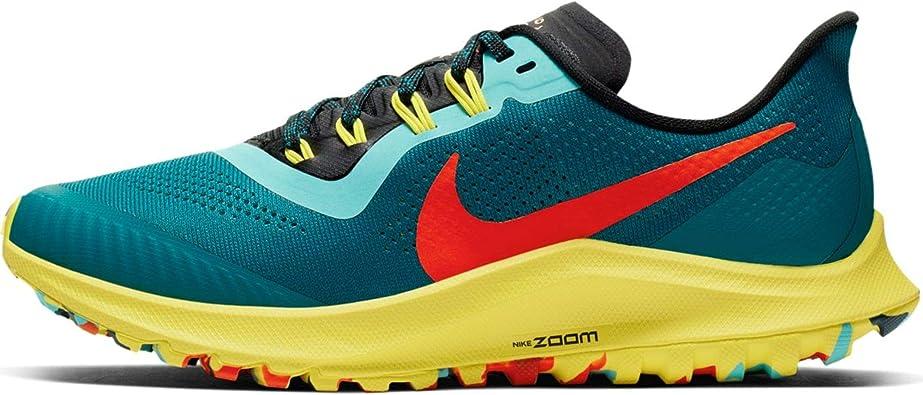 NIKE Air Zoom Pegasus 36 Trail, Zapatillas Running para Mujer ...