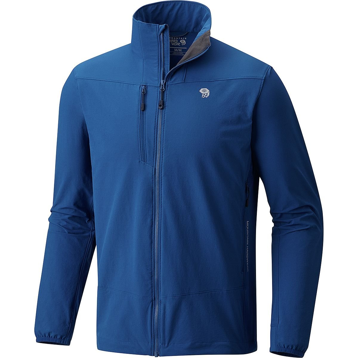 Mountain Hardwear Super Chockstone Jacket – Men 's B079H26DYZ Large|Nightfall Blue Nightfall Blue Large