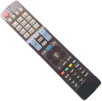 Generic LG smart tv mando a distancia AKB73615306: Amazon.es: Electrónica