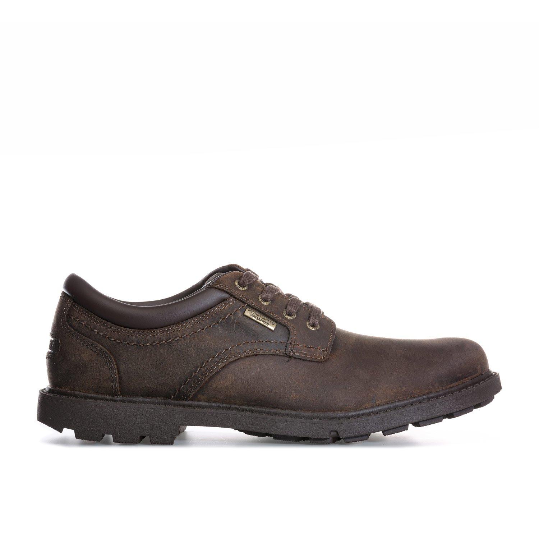 Rockport Storm Surge Plain Toe Hombre Zapatos Tostado