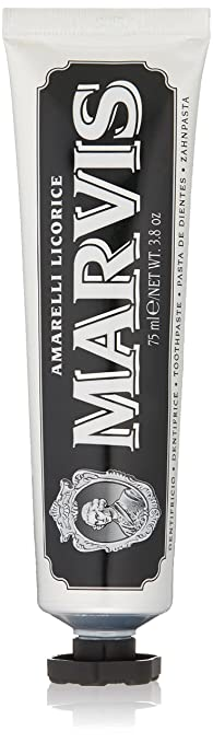 40 opinioni per Marvis Dentifricio, Liquirizia Mint- 75 ml