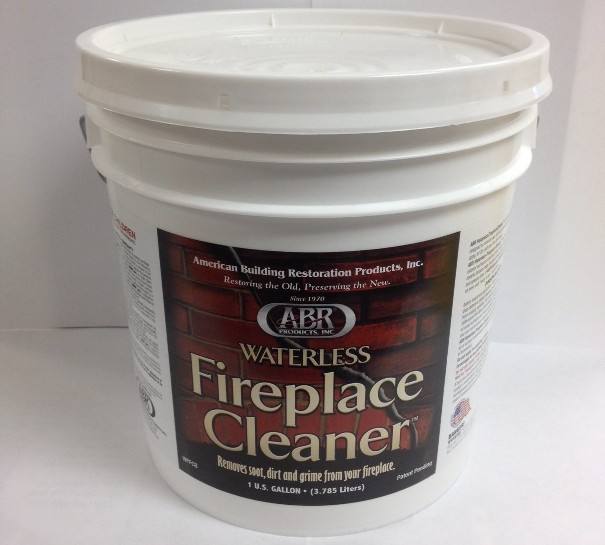 Amazon.com: ABR Waterless Fireplace Cleaner: Home & Kitchen