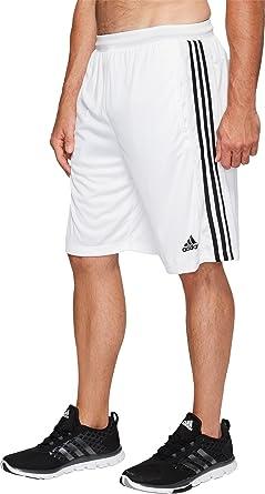 Adidas Pantalones Cortos Performance Franchise De 3 Rayas Para Hombre Amazon Es Ropa Y Accesorios