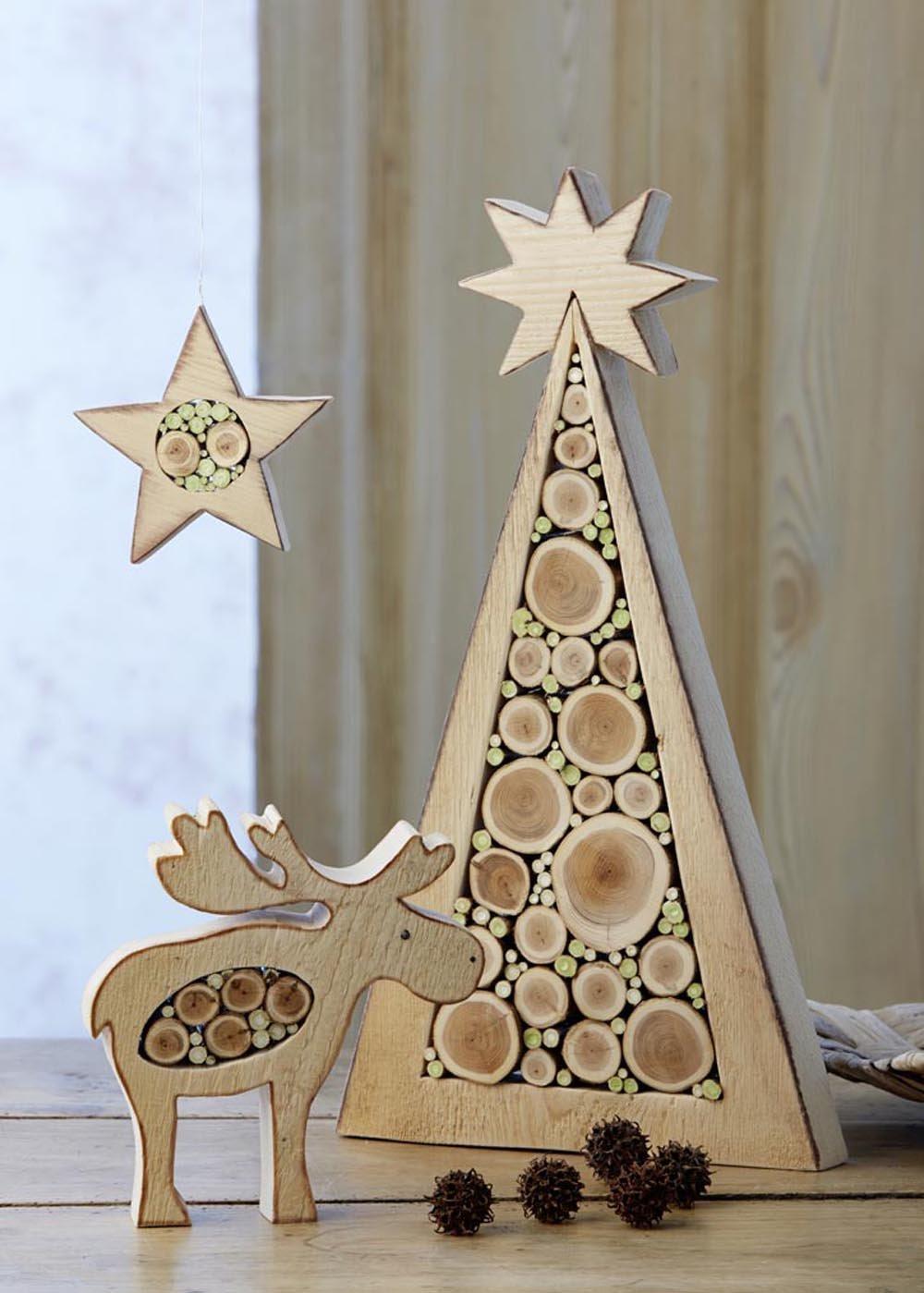 weihnachtsdeko aus holz amazonde ingrid moras bcher