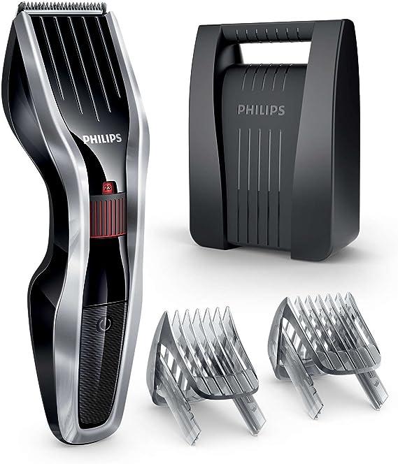 Philips HC5440/80 - Cortapelos con cuchillas de acero inoxidable y ...