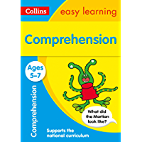 Comprehension Ages 5-7: Prepare for school with easy home learning (Collins Easy Learning KS1) (English Edition)