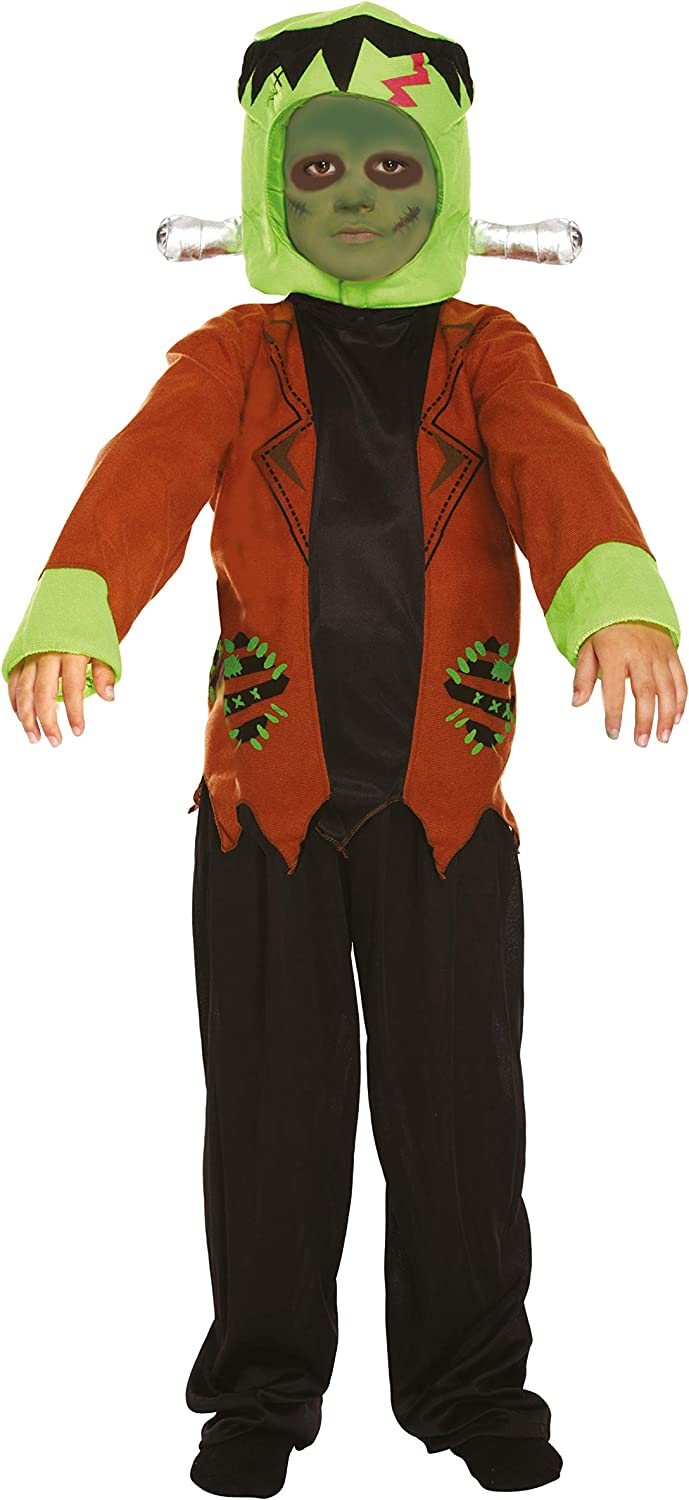 Childrens Frankenstein Monster costume Large Age 10-12 (disfraz ...