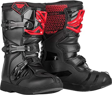 6 RED Fly Racing 2020 Youth Maverik Boots