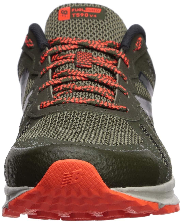 New Balance Men s 590v4 FuelCore Trail Running Shoe